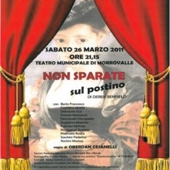 Stagione teatrale amatoriale Morrovalle 2010-2011